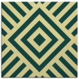rug #1224631 | square yellow graphic rug