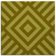 rug #1224635 | square light-green rug