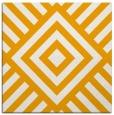 rug #1224651   square light-orange geometry rug