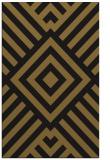 rug #1225051 |  black graphic rug