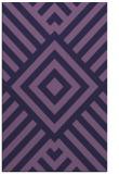 rug #1225127 |  purple stripes rug