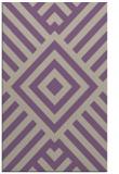 rug #1225219 |  purple geometry rug