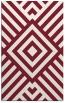 rug #1225263 |  pink popular rug