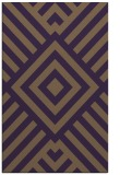 rug #1225283 |  purple stripes rug