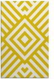 rug #1225359    yellow graphic rug