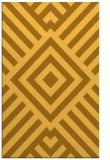 rug #1225363    yellow stripes rug