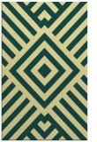 rug #1225367    yellow stripes rug