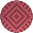 rug #1225494 | round graphic rug