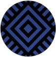 rug #1225604 | round graphic rug