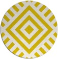 rug #1225695 | round graphic rug