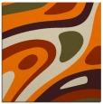 rug #1227516 | square retro rug