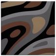 rug #1227523   square black graphic rug