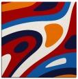rug #1227775 | square red popular rug