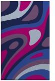 rug #1228287 |  pink abstract rug