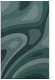 rug #1228323 |  blue-green graphic rug