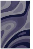 rug #1228339    blue-violet retro rug