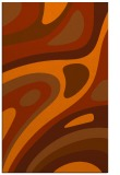 rug #1228527    red-orange abstract rug