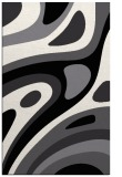 rug #1228543 |  white graphic rug