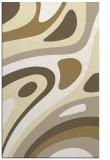 rug #1228575 |  white abstract rug