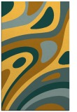 rug #1228583 |  light-orange graphic rug