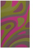 rug #1228599 |  light-green abstract rug