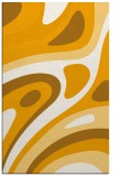 rug #1228607 |  light-orange graphic rug