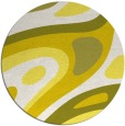 rug #1228915 | round abstract rug