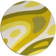 rug #1228915 | round white popular rug