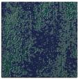 rug #1271715 | square blue-green popular rug