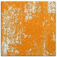 rug #1272035 | square light-orange abstract rug