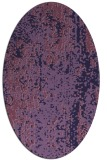 rug #1272140   oval abstract rug
