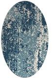 rug #1272356   oval abstract rug