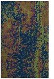 rug #1272455 |  blue abstract rug