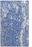 rug #1272459 |  blue abstract rug