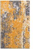 rug #1272775 |  light-orange abstract rug
