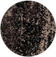 rug #1272791 | round beige abstract rug