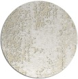rug #1273087 | round white abstract rug