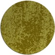rug #1273119 | round light-green abstract rug