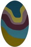 rug #1273960   oval gradient rug