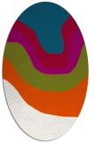rug #1274002   oval gradient rug