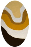 rug #1274190   oval gradient rug
