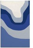 rug #1274299 |  blue gradient rug