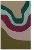 rug #1274363 |  brown gradient rug