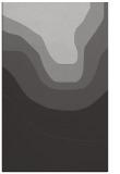 rug #1274475 |  orange gradient rug