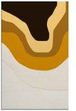 rug #1274555 |  brown retro rug