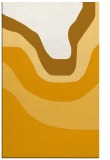 rug #1274607 |  light-orange gradient rug