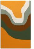 rug #1274611 |  light-orange gradient rug