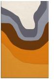 rug #1274615 |  light-orange gradient rug