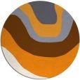 rug #1274986   round graphic rug