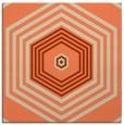 rug #1277415   square orange geometry rug